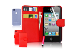 iphone-lether-case-red